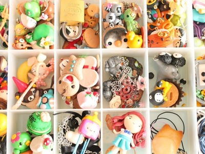 Polymer Clay Charm & Figurine Collection 2013