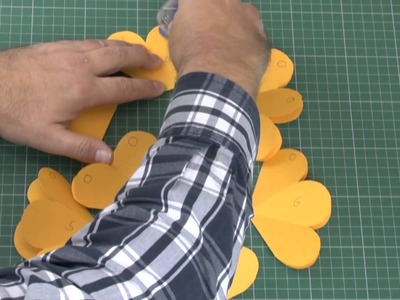 POp up flowers tutorial