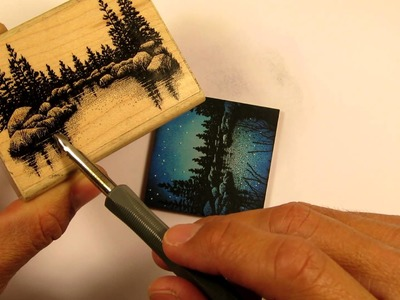 Stampscapes 101: Video 17.  Intro to Stampbord