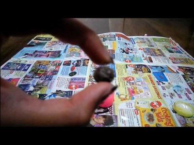 Tutorial- How to make your own homemade gloss glaze!! :D