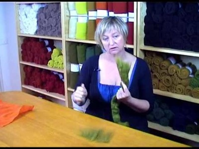 What are Felbi Wool Batts? - Unique Felting supplies