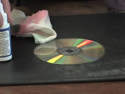 Xbox 360 Repairs : How to Repair Xbox 360 Game Discs