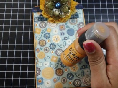 Altered Mini Clipboards and Cards