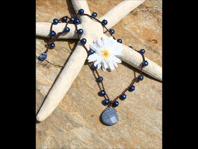 Beachy Boho Jewelry - www.jonarablumaui.com