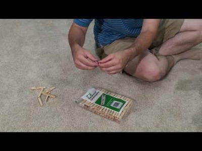Cheapest Parrot Toy You Can Make