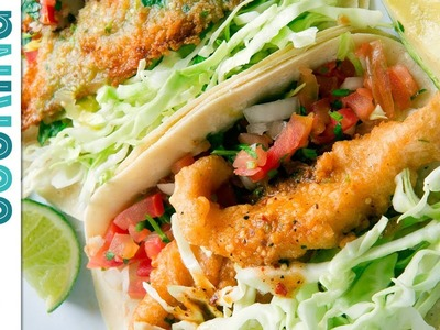 Fish Taco Recipe - How to Make Fish Tacos