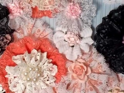 Gorgeous Shabby Chic Flowers - jennings644