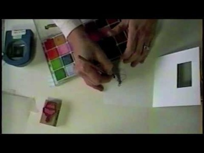 Happy Birthday Cupcake: Cardmaking Tutorial