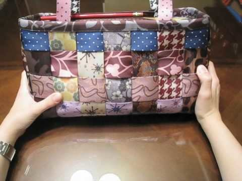 Harveys Patchwork Satchel