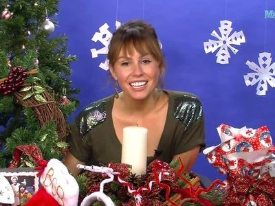 Homemade Christmas Gifts: Post-Its Calendar