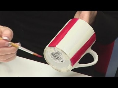 How To Create A Painted Mug