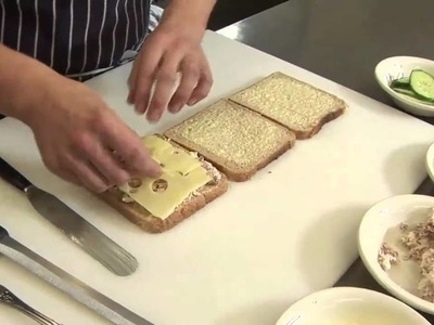 How To Make A Club Sandwich