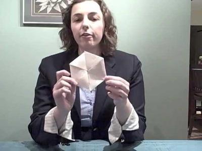 How to Make a Hexa-hexa-flexagon (E2B Day 3)