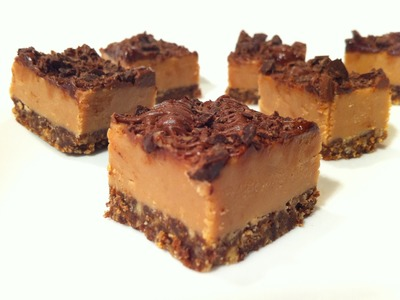 HOW TO MAKE CHOC-CARAMEL FUDGE SLICE
