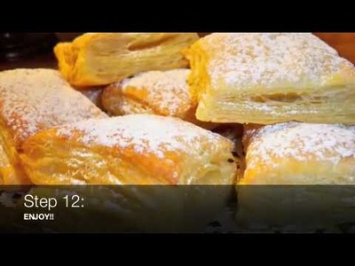 How to make Guava Pastries!