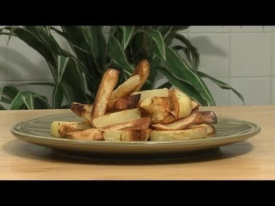 How To Make The Perfect Oven Baked French Fries