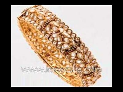 Indian Goldplated Bangle, Wedding Fashion Bangle