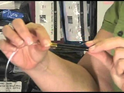 Lantern Moon Ebony and Rosewood Interchangeable Needle Set Review