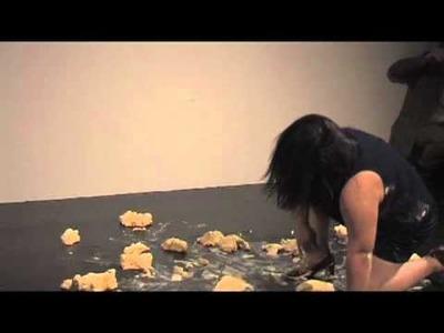 Lilith Performance Studio, June 5, 2010 - Melati Suryodarmo - butterdance