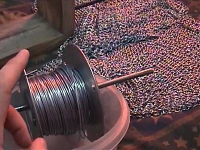 LJ Vlog 2: How to Make Chainmail part1
