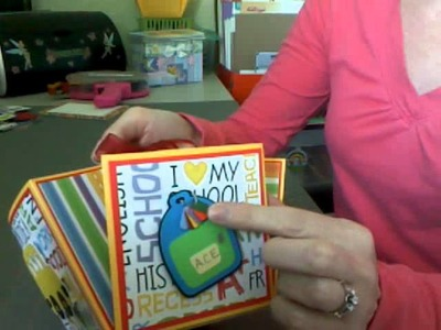 Paper Caddy for Teachers