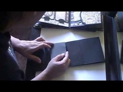 Part 2 tutorial on my Engraver mini album