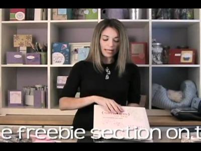 { QuickTips} with Stephanie: Stamp Storage