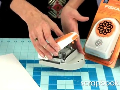 Scissors, Stamps, and Punches from Fiskars 2014