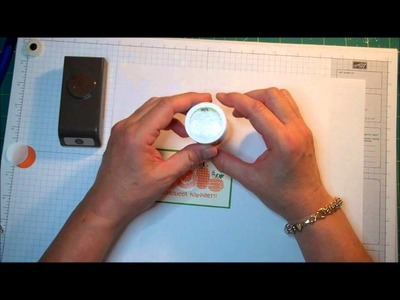 Stampin' Up! Two Minute Tool Tip: Adhesive Sheets