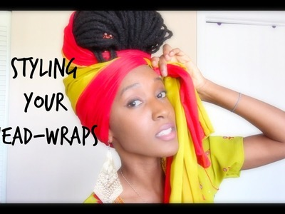 Styling Your Head-Wraps | NiquesOasis
