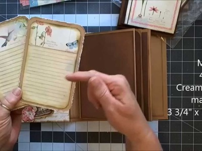 (2) Tutorial Triple Flip Mini - Decoration
