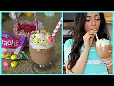 BethBakes: Robin Egg Milkshake for Easter!