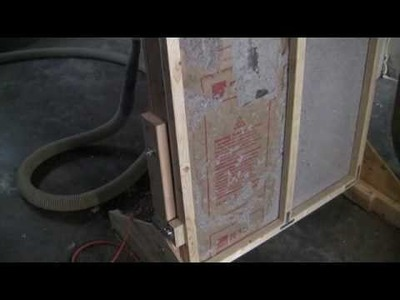 Blow Cellulose in Demonstration Wall.flv