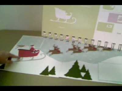 Cricut Episode 8 Joys of the Season Layout