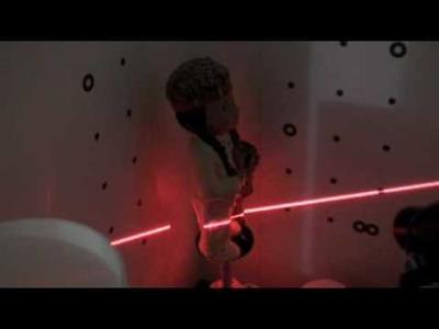 DAVID Laserscanner, Making of