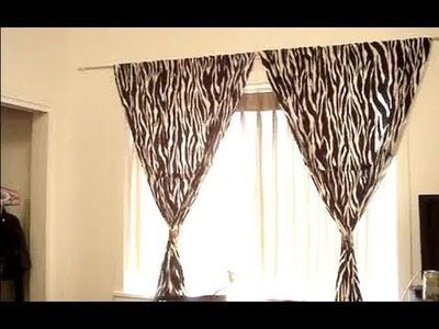Decorating Tips: Curtains