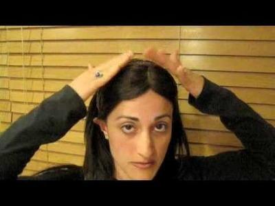 Hard Headbands - How To Tie Headbands