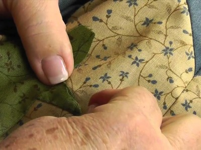 How to Applique Inside Points with Jan Patek