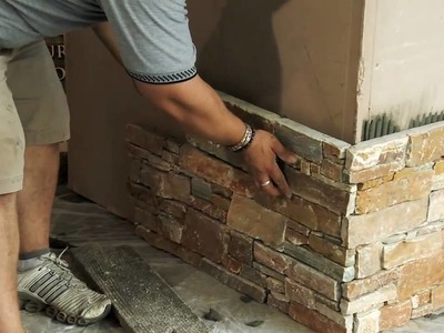 """How to apply Ledge Stone"" by Decor Stone Australia"