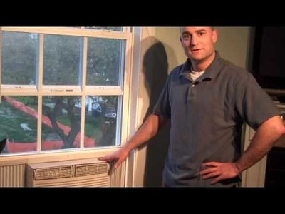 How To Install a Window Air Conditioning