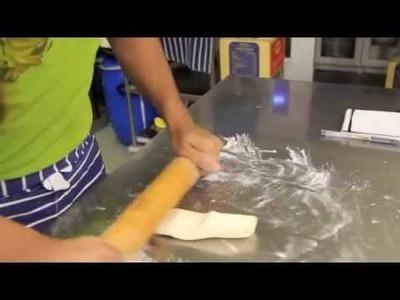 How to Make Malaysian Karipap (Curry Puff)