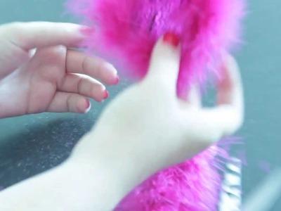 How To Make Nipple Tassels.Pasties- A Badbiscuit Tutorial
