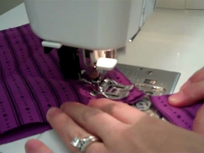 How to Make Rag Quilt Sandwiches