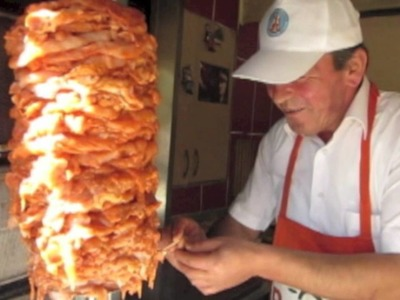 How to Make Tavuk Doner