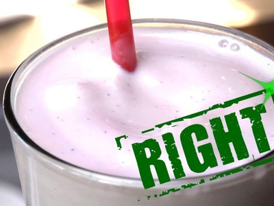 How to Make the Ultimate Thick, Creamy Milk Shake - You're Doing It All Wrong