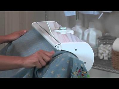 How to Use the Miele Rotary Iron