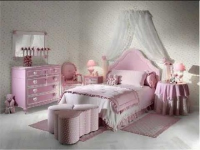 Ideas for Girls Room Decorations