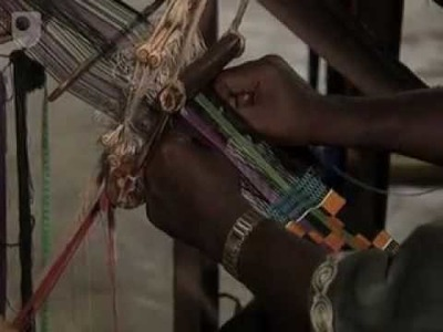 INTRODUCTION TO KENTE WEAVING IN GHANA