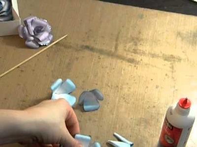 Making Paper Roses Tutorial