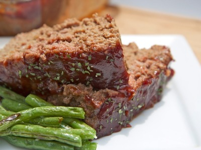 Man-Pleasing Meatloaf Recipe- Easy, Moist and Flavorful